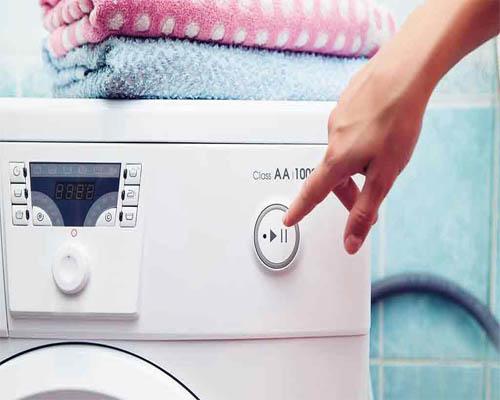 چرا لباسشویی روشن نمی شود