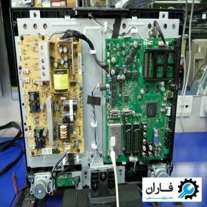 تعمیرگاه مجاز تعمیرات تلویزیون شمال تهران