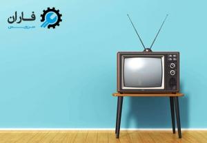 علت خاموش روشن شدن تلویزیون