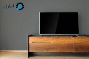 چرا تلویزیون خاموش روشن میشود